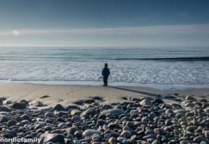 Die Kleinen entdecken die kanadischen Gewässer