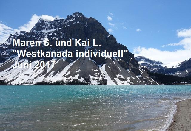 Maren S. und Kai L. - Westkanada individuell