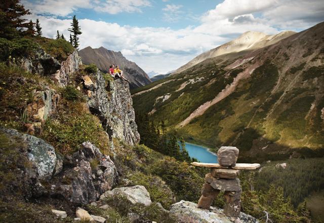 Landschaft in Alberta