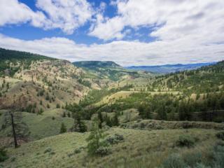 Die Landschaft in Kanadas Westen