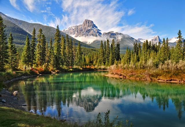 Die Rocky Mountains hautnah erleben