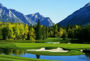 Golfen in Westkanada