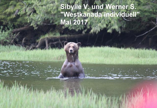 Westkanada - Sybille V. und Werner S.