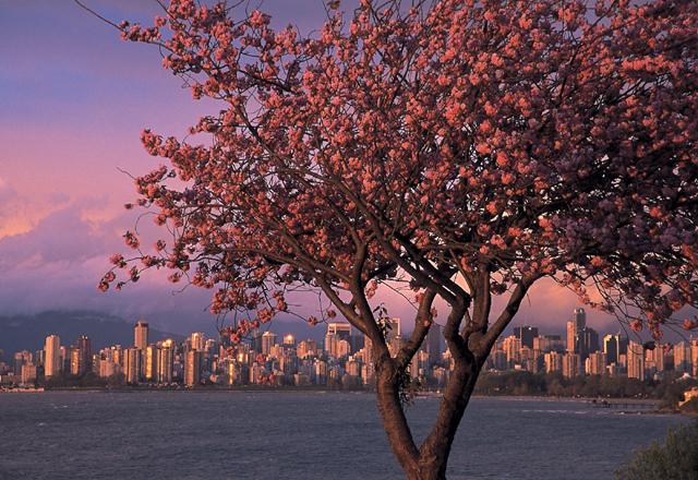Vancouver in Westkanada