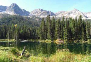 Die Seen in BC sind einzigartig