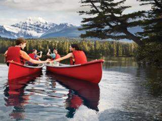 Kanufahren in Kanada ist ein besonderes Erlebnis