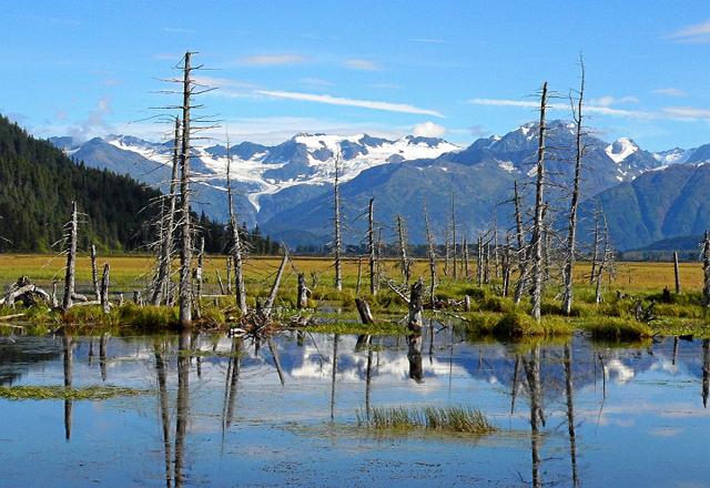 Alaska And Yukon Adventure Kanadareisen De