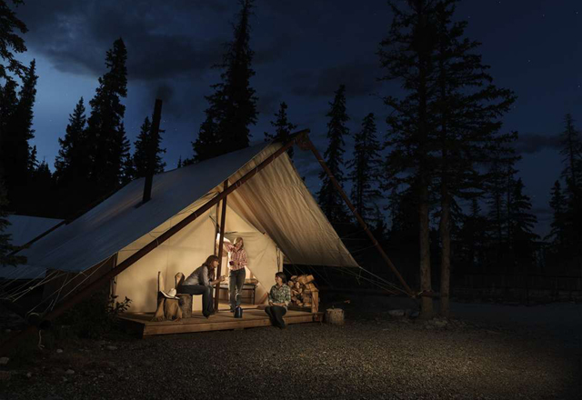 Alberta Camping
