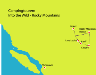 Canadian Rockies - Into the Wild!