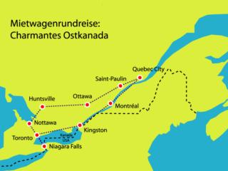 Charmantes Ostkanada