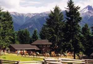 Chilcotin Holidays, British Columbia