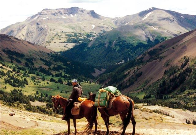 Entdecken Sie Kanada per Pferd