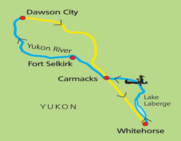 Yukon Kanutour