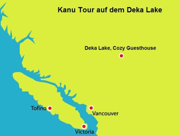 Deka Lake, BC