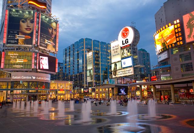 Toronto Ostkanada Metropole