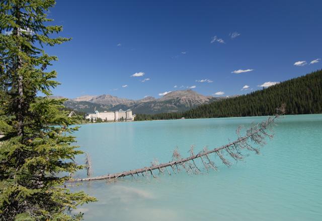 Lake Louise im Banff Nationalpark