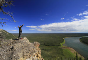Great Bear River in NWT