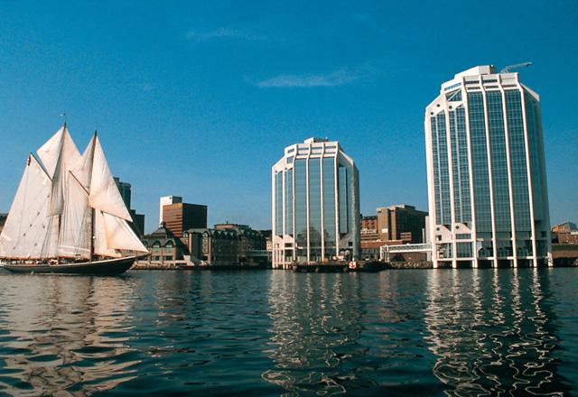 Halifax Stadtbesichtigung Ostkanada