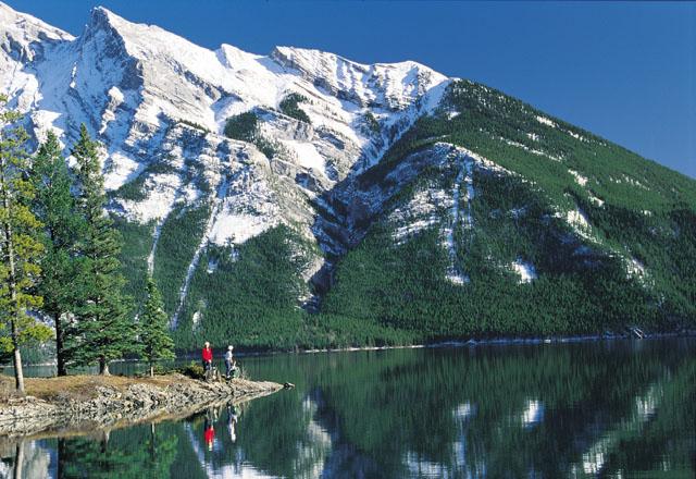 See in Kanada währen einer B&B Tour