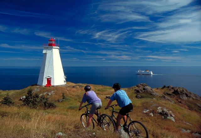 Entlang Des St Lawrence Strom Kanadareisen De