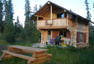 Dalayee Wilderness Cabins, Yukon