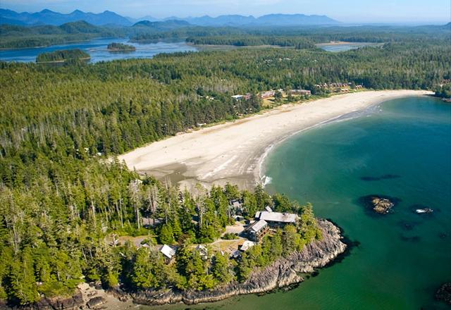 Rundreise Strand und Gletscher Tour auf Vancouver Island