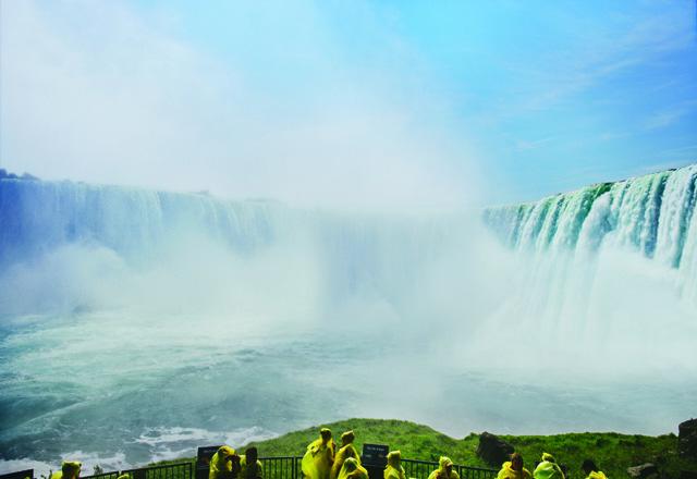 Niagara Fälle in Ostkanada Toronto