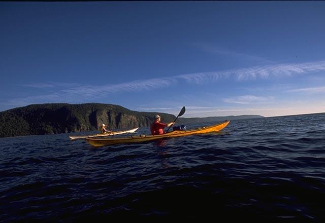 Ontario Kayak Gruppenreise