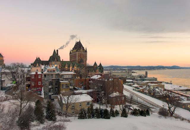 Stadterkundung in Ontario