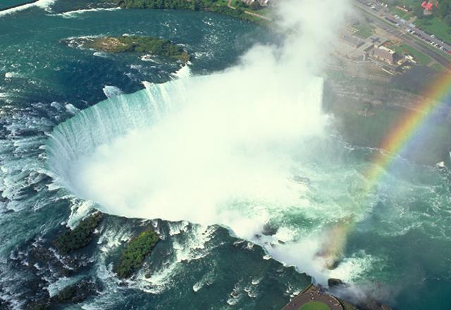 Niagara Fälle Ontarion Ostkanada