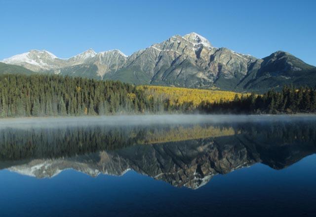 Entdecken Sie die Rocky Mountains