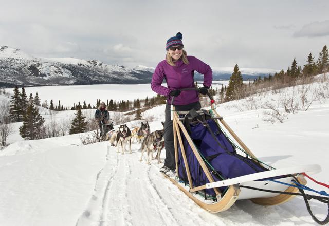 Sky High Wilderness Ranch - ein Abenteuer im Yukon