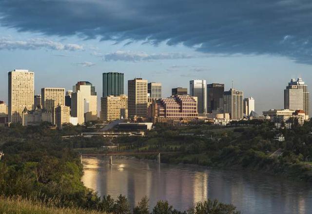 Edmonton in Kanada