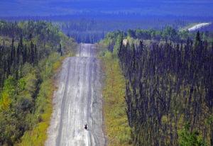 Yukon in Nordkanada