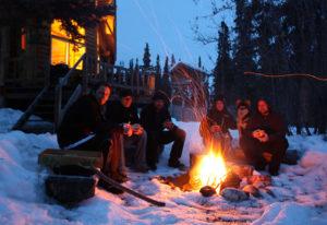 Tagish Wilderness Lodge, Yukon