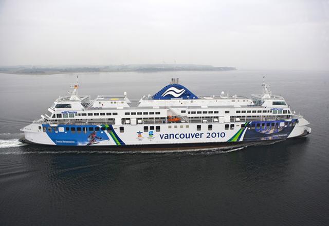 BC Fähren
