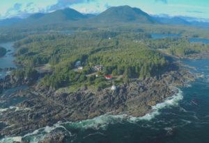 Wanderabentuer auf Vancouver Island in Canada