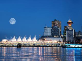 Stanley Park in Vancouver bei einer Reise mit dem Mietwagen in Nordamerika