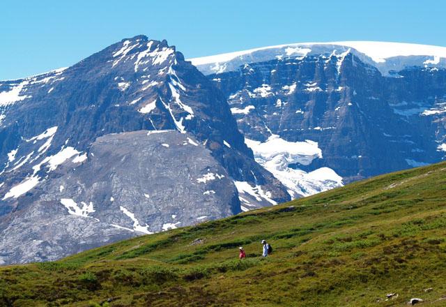 Wanderreise in Westkanada mit einer Gruppe