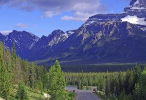 Wandern in den schönsten Nationalparks in Westkanada