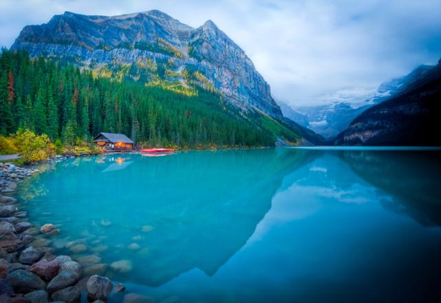 Kanada, Jasper / Banff