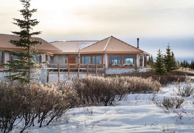 Nanuk Polar Bear Lodge Kanada