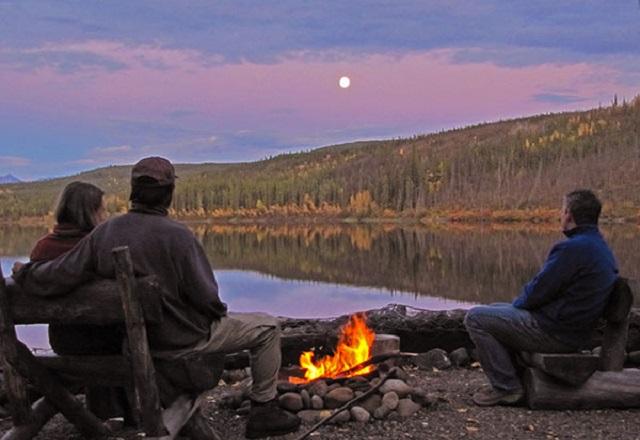 Dalayee Lake Kanada