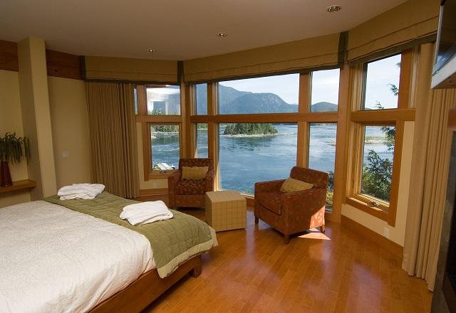 Sonora Resort Zimmer Aussicht