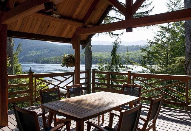 Sonora Resort Kanada Aussicht