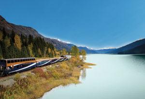 Zugreise Rocky Mountaineer