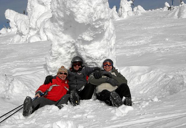 Der Schnee in Kanada macht Ihren Skiurlaub unvergesslich