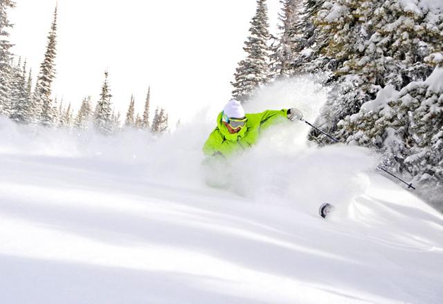 Skiurlaub in Kanada