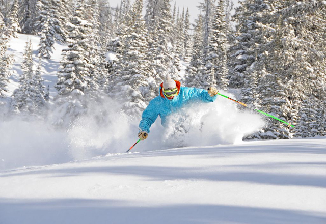 Skigebiete Kanadas
