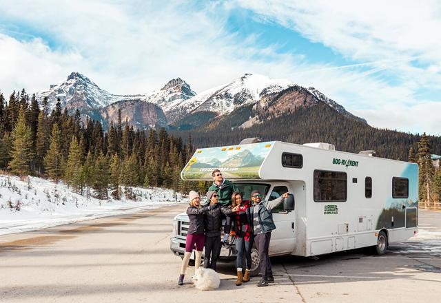 Familienurlaub in Kanada